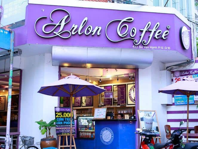 Arlon Coffee su van hanh 1 1