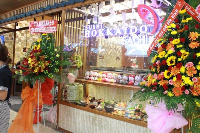Hokkaido Sachi Sushi 1