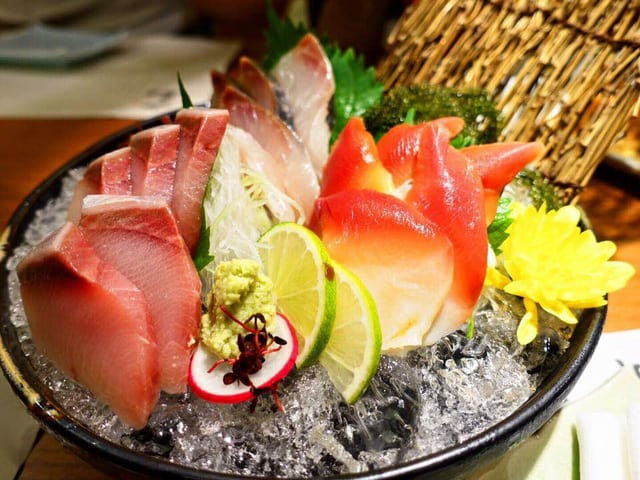 Hokkaido Sachi Sushi 8