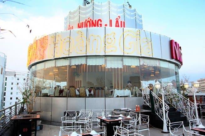 Nhà hàng Xoay Hoàng Gia 5