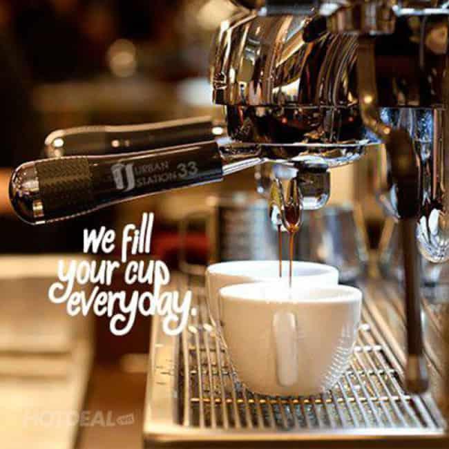 Urban Station Coffee 3