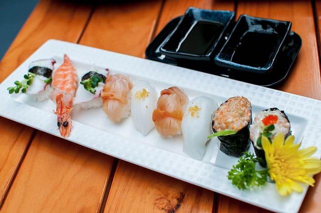 nhà hàng Genji 1