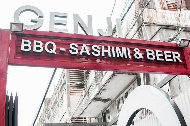 nhà hàng Genji 2