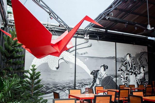 nhà hàng Genji 5