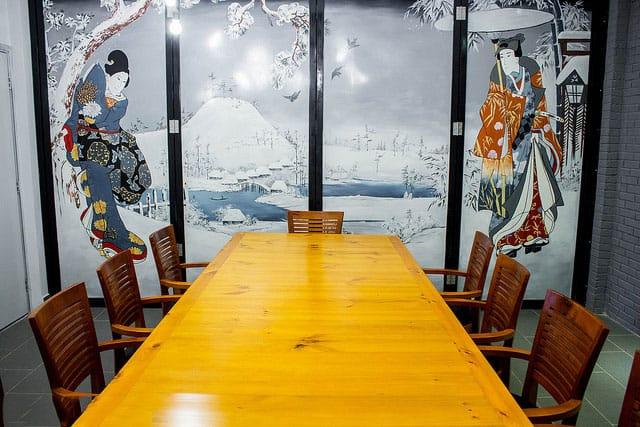 nhà hàng Genji 7