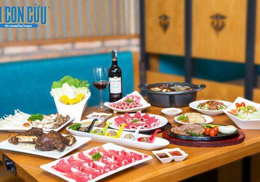 Nhà hàng Ba Con Cừu mang đến cho thực khách Sài Thành phong cách ẩm thực mới lạ và độc đáo