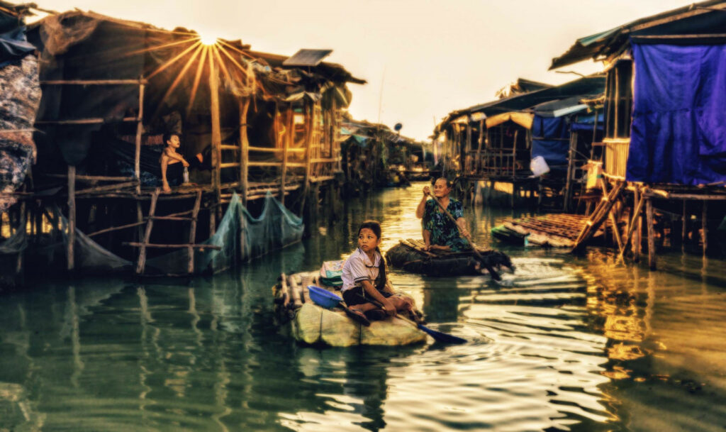 Tay Ninh Lang Viet Kieu 2