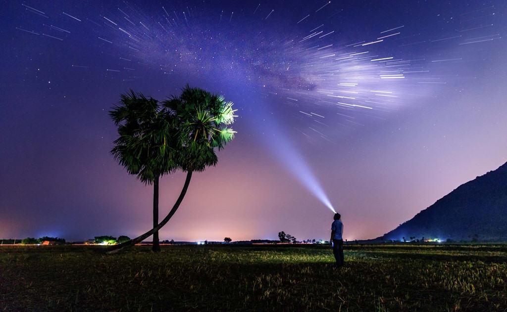 Tay Ninh Ngam sao dem