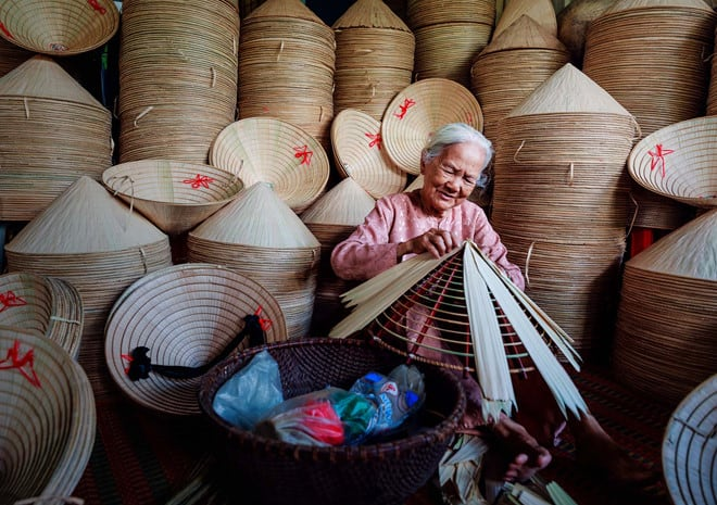 Tay Ninh Nghe dan non la