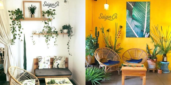 Saigon Ơi quán cafe quận 1 tuyệt đẹp