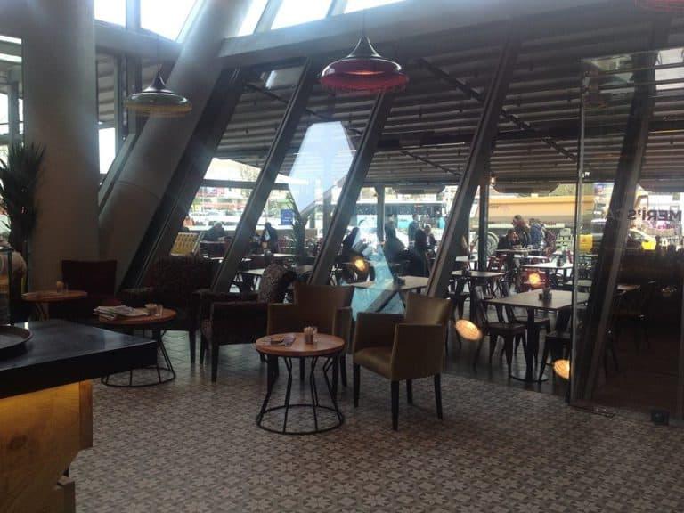 Sapphire Cafe 1