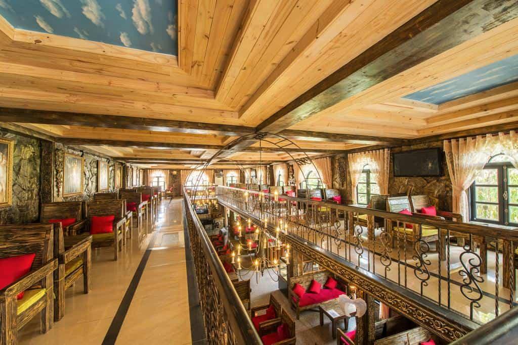 Stone Castle Café 2