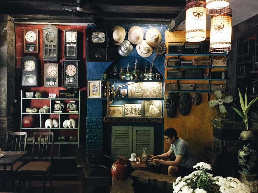 An Cafe quán cafe Tân Phú