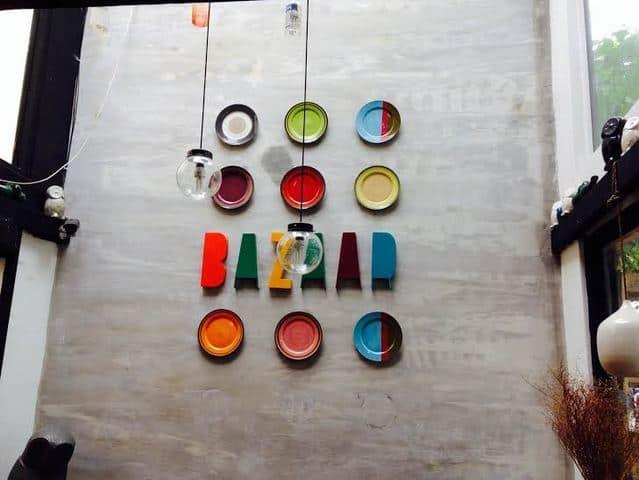 Bazaar Coffee Shop 1
