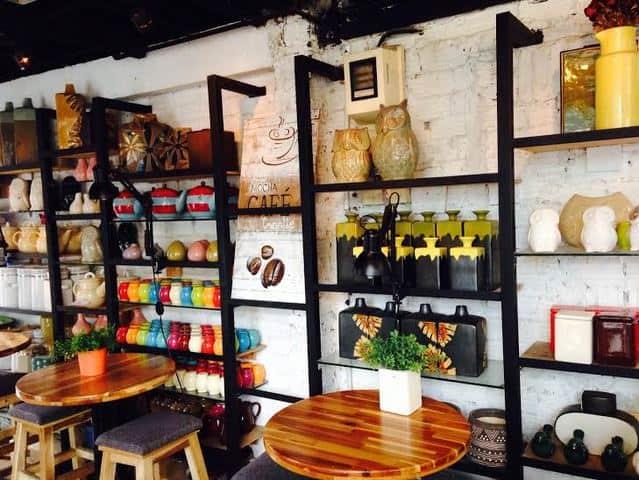Bazaar Coffee Shop 2