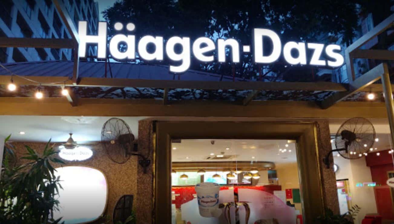 Häagen Dazs le thanh ton 2