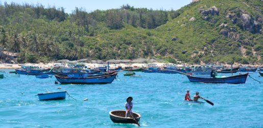 Ngư Dân Đảo Cù Lao Xanh