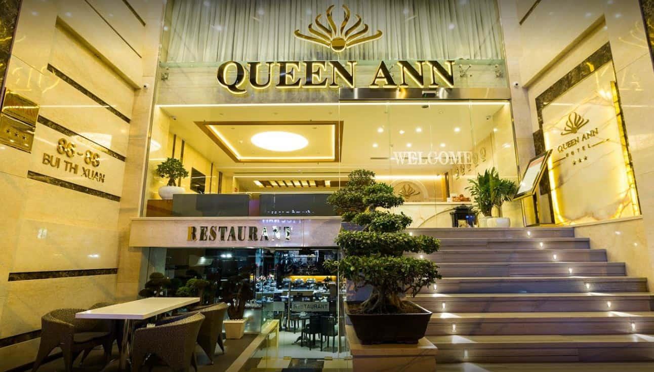 Queen Ann Hotel Sai Gon 1