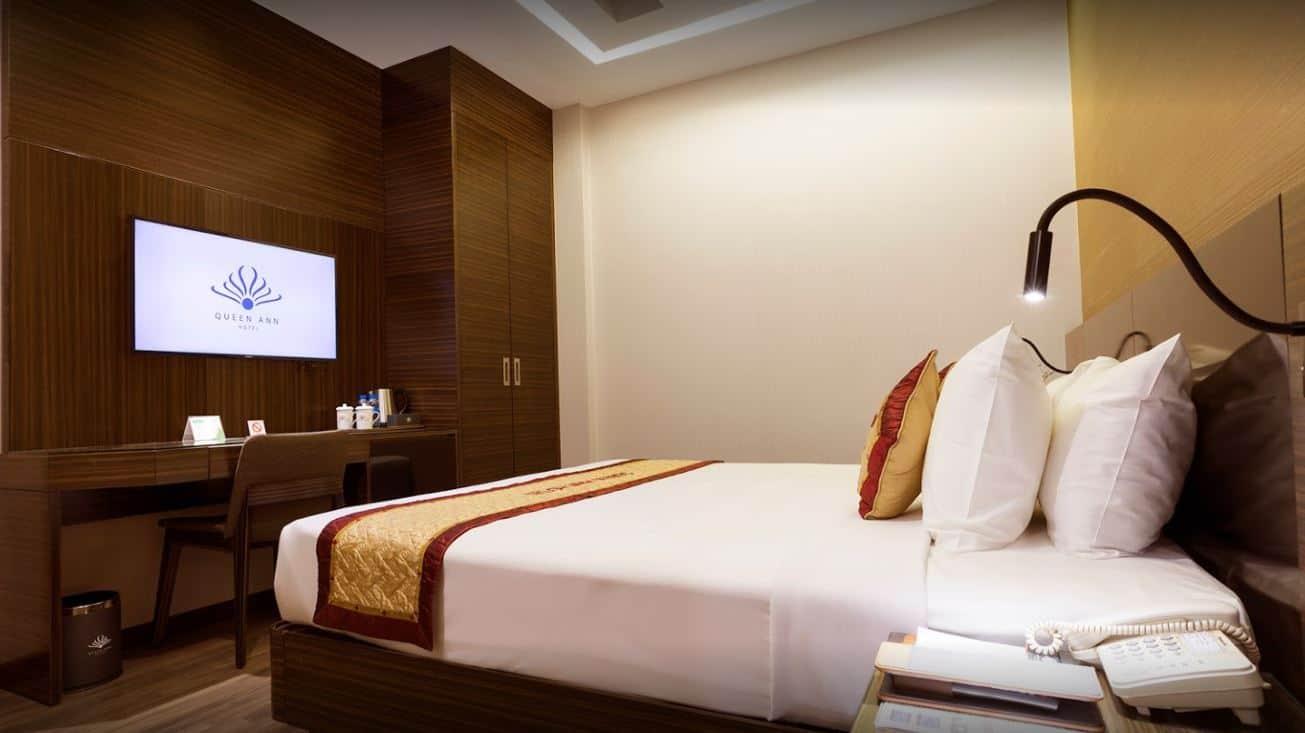 Queen Ann Hotel Sai Gon 2