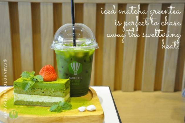 Yamamoto Matcha Cafe 7