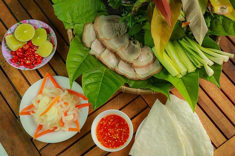 Bánh tráng phơi sương đặc sản nổi tiếng Tây Ninh - Cuối Tuần Của Tui