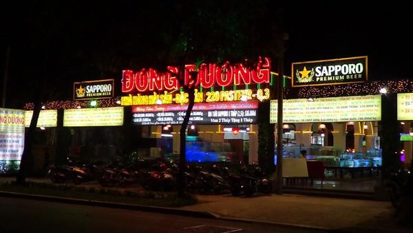nha hang dong duong