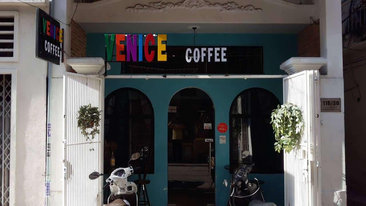 venice coffee khong gian ca phe cocktail tre trung sang trong 8