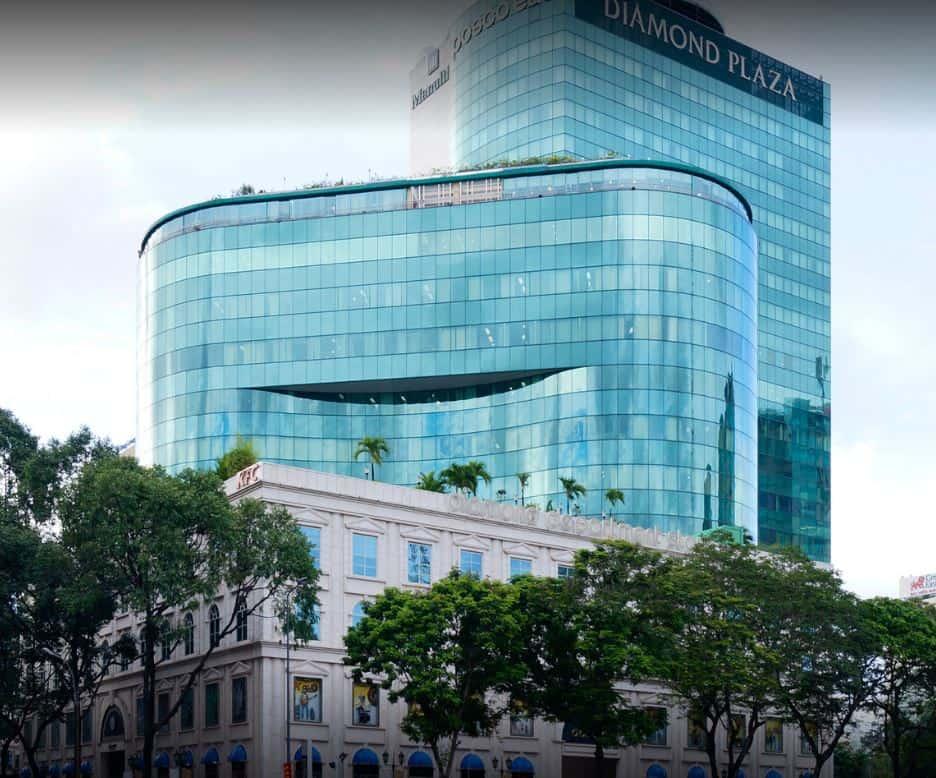diamond plaza 1