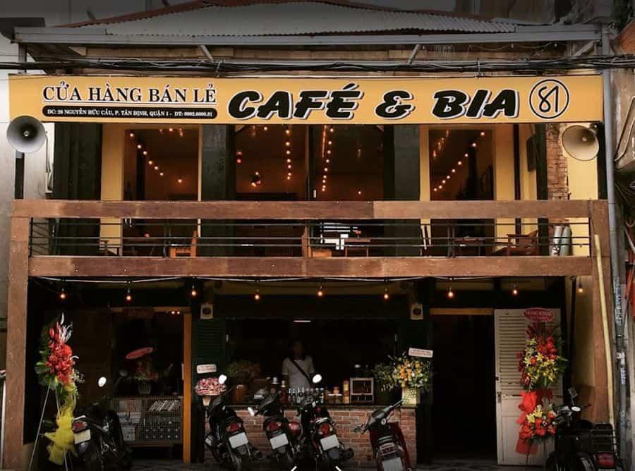 81 cafe vintage sai gon 2