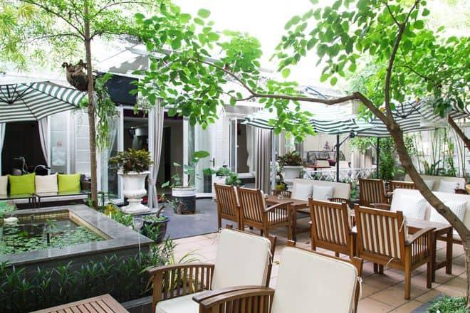 Angel Coffee Garden 2
