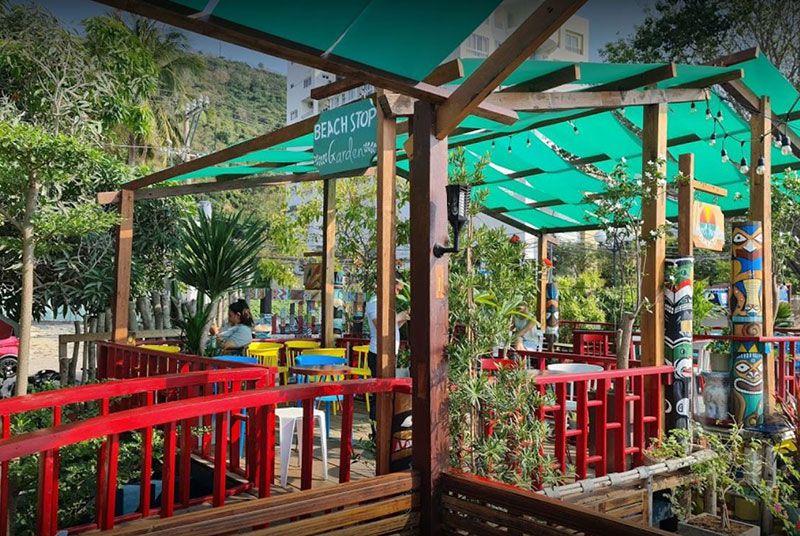 Beach Stop Lounge Cafe 2