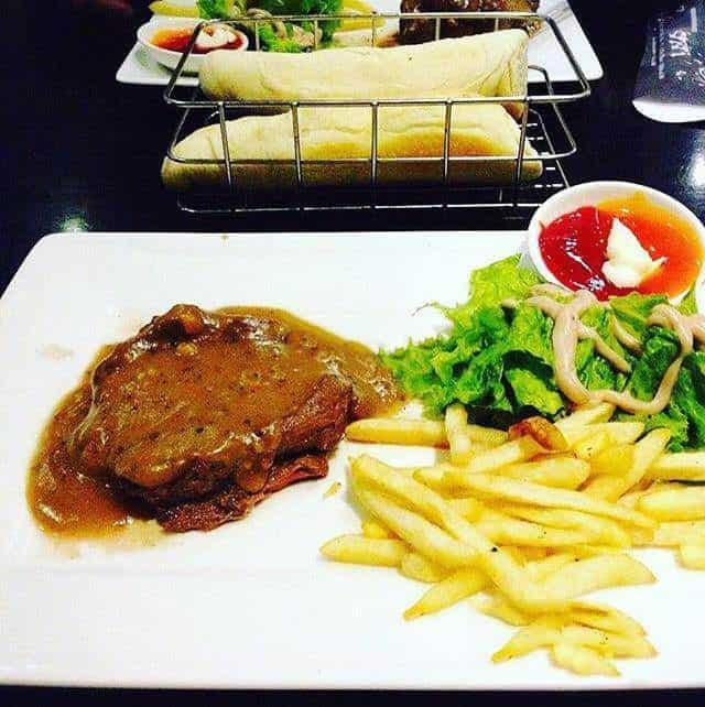 Beefsteak TiTi 4