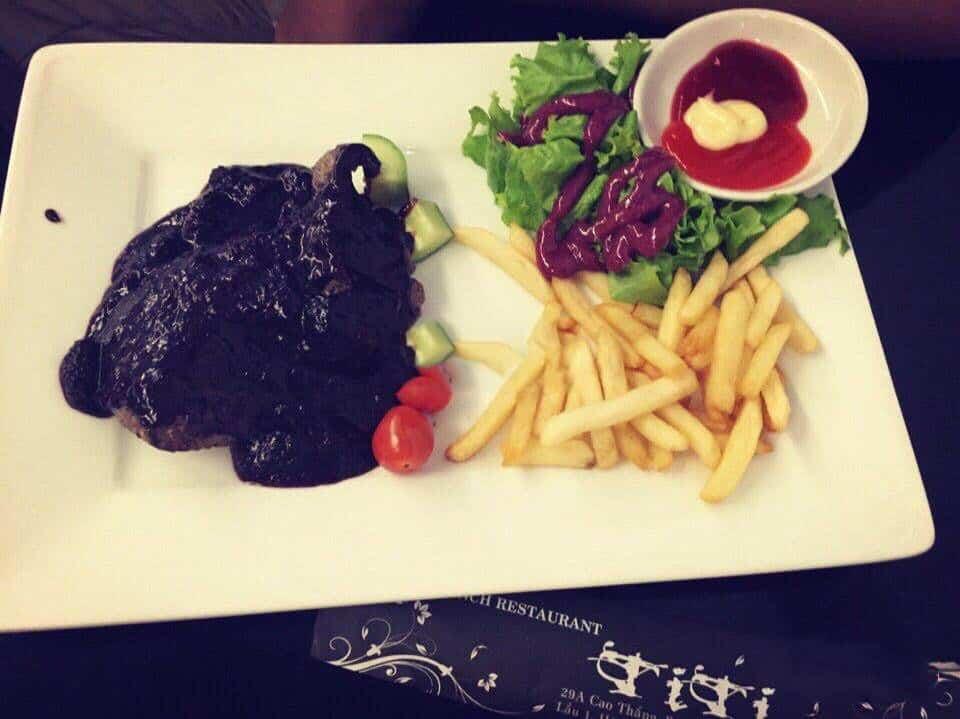 Beefsteak TiTi 6