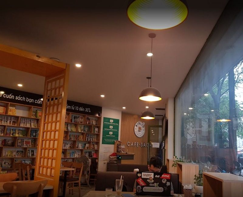 Biblio Book Coffee 1