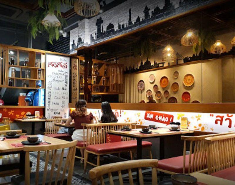 CHANG Modern Thai Restaurant le thanh ton