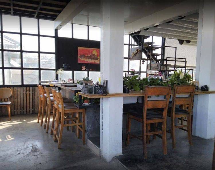 Cafe Panorama da lat 2