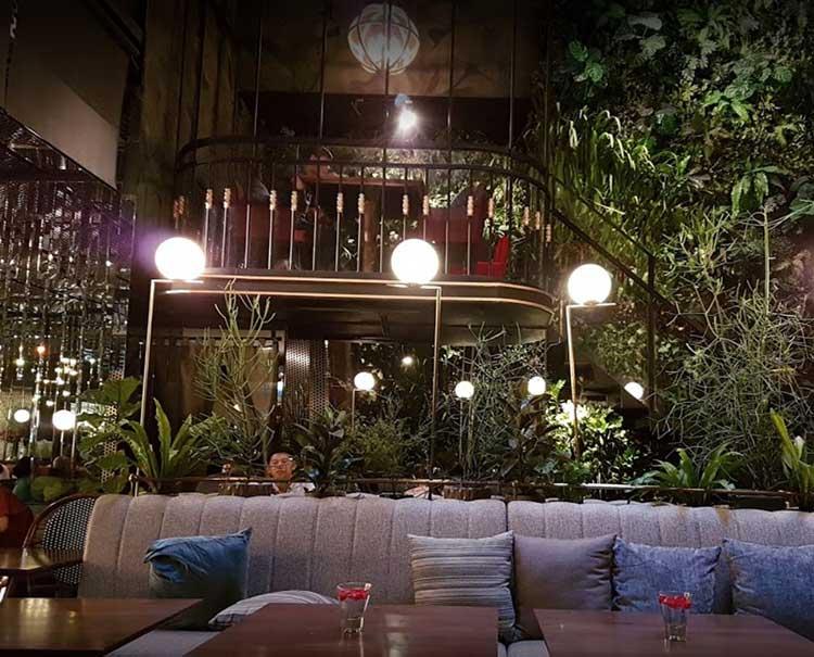 Cafe Terrace Saigon Centre