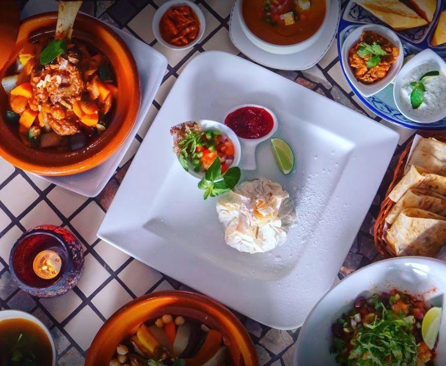 Casablanca Moroccan Cuisine le thanh ton