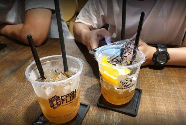CashFlow Boardgame Cafe 1