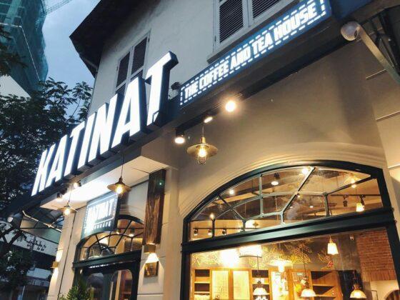 Catina Cafe dong khoi 1