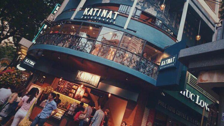 Catina Cafe dong khoi 2