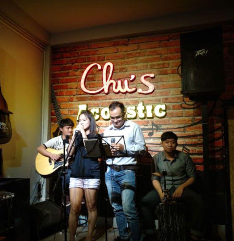 Chu's Coffee - Cafe acoustic Bình Thạnh