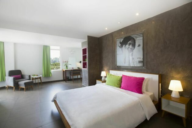 Emm Hotel Saigon 2