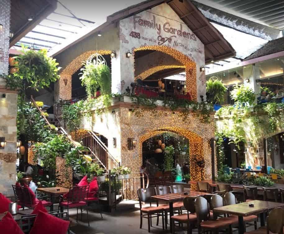 Family Gardens Café cafe Phan Văn Trị