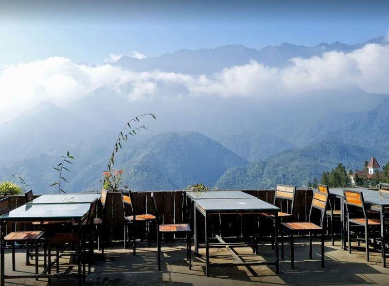 Fansipan Terrace Café & Home stay - Cafe Sapa