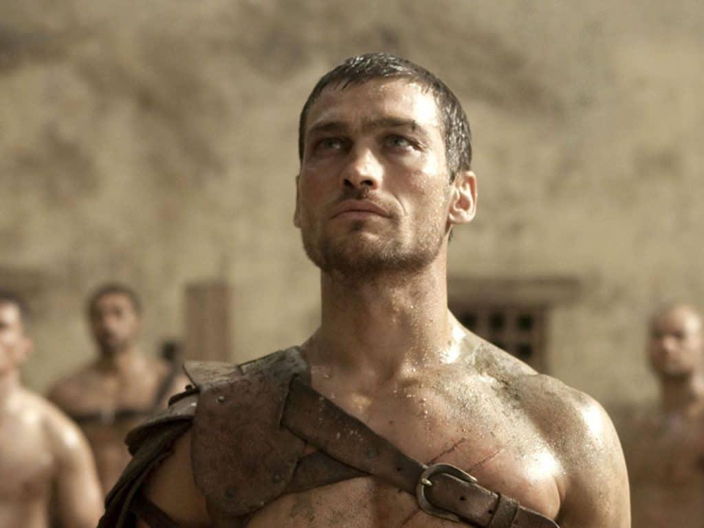 Film Spartacus 2