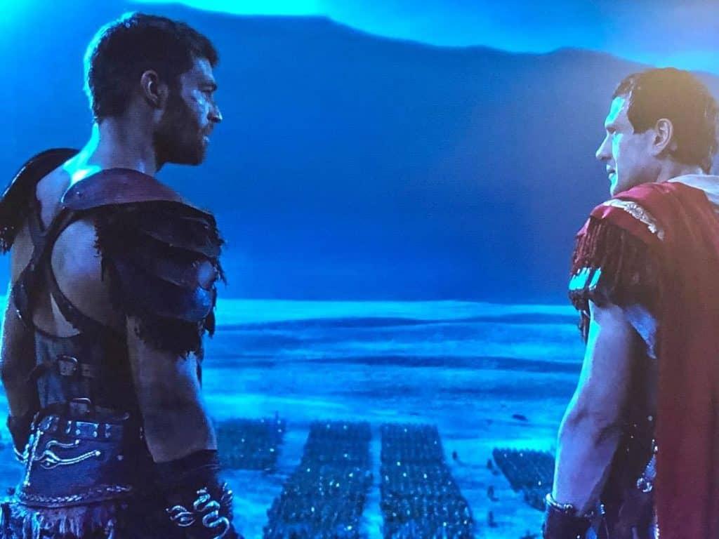 Film Spartacus 3