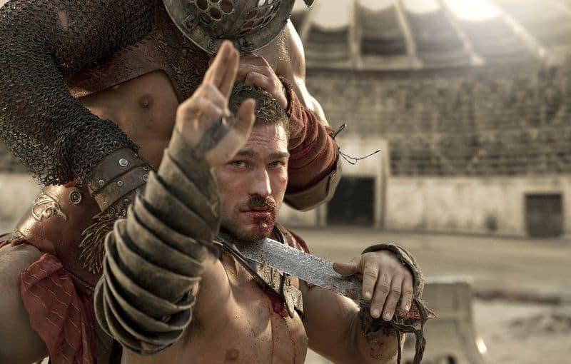 Film Spartacus 4