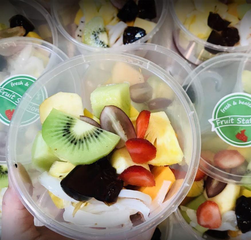 Fruit Station dinh tien hoang 2