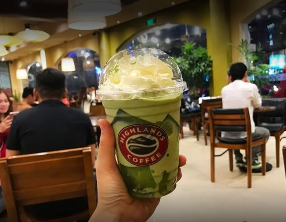 Highlands Coffee Parkson 2